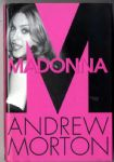 MADONNA by ANDREW MORTON -  HARDBACK BOOK